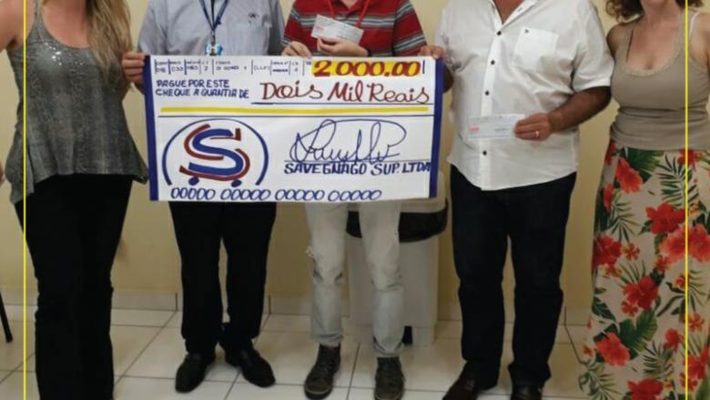 Savegnago Supermercado realiza doação para instituições de Piracicaba